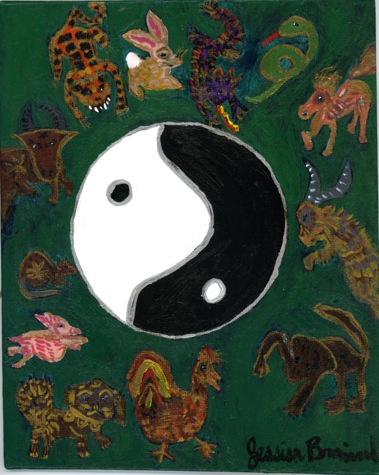 Lunisolar Yin yang