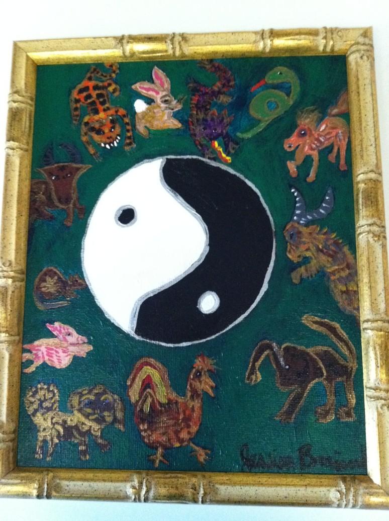Yin Yang Gold