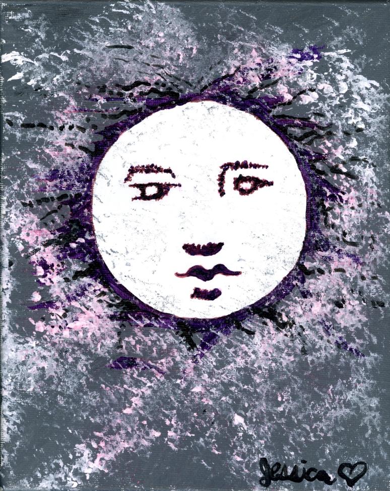 Moon Storm