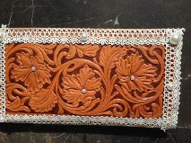 Ladies Lace Wallet